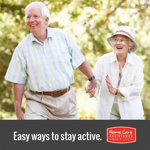 Easy Exercises for Seniors