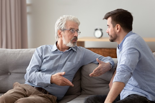 How to Enhance Communication with a Stubborn Senior in Denver, CO