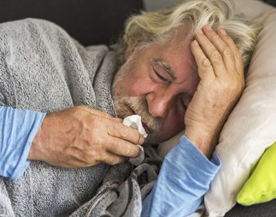 When You Should Be Worried about an Older Parent's Fever in Denver, CO