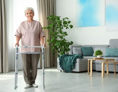 Type of Mobility Aid Does My Older Parent Need in Denver, CO