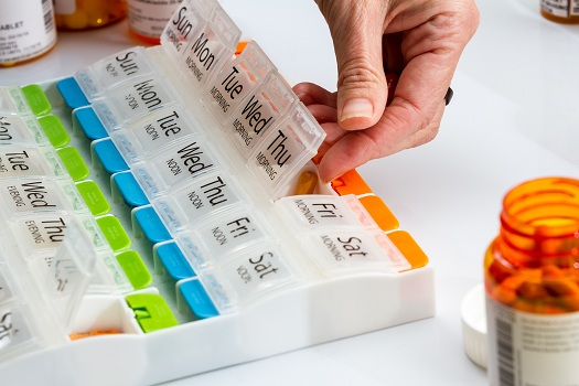 How to Choose the Right Pill Organizer for Your Senior Loved One in Denver, CO